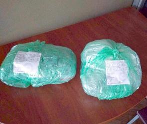 Полицейские задержали воронежца, перевозившего наркотики на 10 миллионов рублей