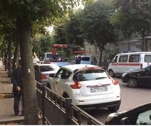Воронежцы возмутились эвакуацией авто, парализовавшей вечером центр города