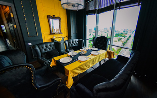 Панорамный ресторан TWENTY