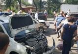 ГИБДД: У пьяного водителя, устроившего массовое ДТП на Краснознаменной, нет прав