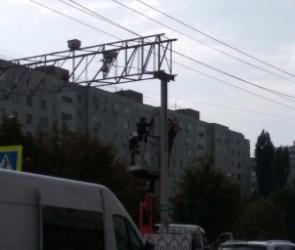 Новая камера видеофиксации появилась в Северном микрорайоне Воронежа