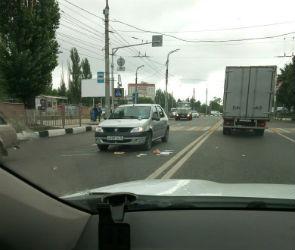 В Воронеже на улице Космонавтов сбили женщину