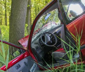 В аварии в Верхнехавском районе погиб молодой водитель