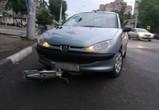 В Воронеже атомобилистка сбила маленького мальчика на глазах его родных