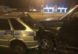 Очевидцы сообщают о страшном ДТП в Воронеже, в котором пострадал сотрудник ДПС