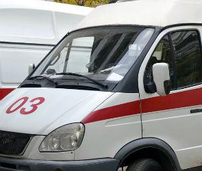 На Московском проспекте сбили женщину с ребенком