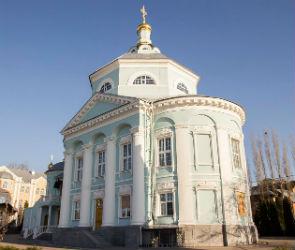 В Воронеже сообщили о заминировании Алексеево-Акатова монастыря