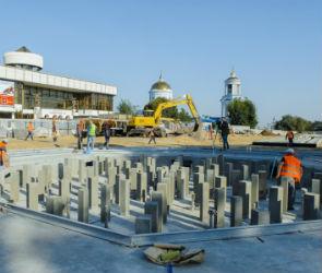 Реконструкцию Советской площади завершат к 1 мая 2018 года