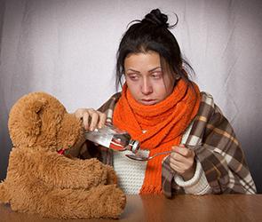 В Воронеже и области выросла заболеваемость гриппом и ОРВИ