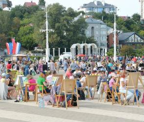 Художественный пленэр собрал в Воронеже почти 7 тысяч участников