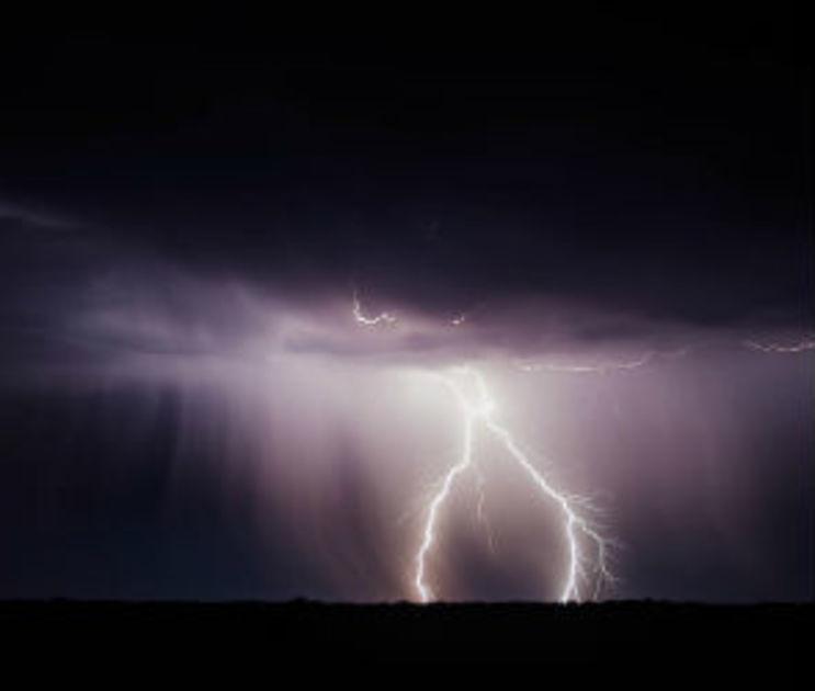 МЧС предупреждает о грозах и шквалистом ветре в Воронежской области