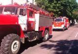 В Воронеже из-за пожара в подвале эвакуировали жильцов пятиэтажки