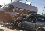 Появились фото и подробности ДТП у «Динамо» в Воронеже: оба водителя в больнице