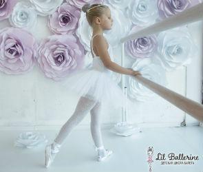 Школа Lil Ballerine открыла набор на занятия балетом в Воронеже