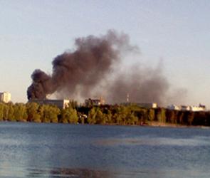 В ветхом квартале на Ленинградской в Воронеже снова произошел пожар