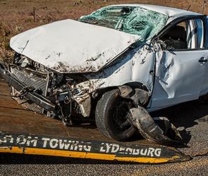 Молодой водитель и девушка погибли в страшной аварии на трассе М-4 под Воронежем