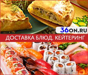 Еда по требованию: ТОП сервисов доставки в Воронеже