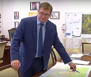 Глава управления транспорта Воронежа Владимир Анисимов покидает свой пост