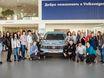Стиллавин и Вахидов провели в Воронеже Volkswagen Driving Experience 2017 160209