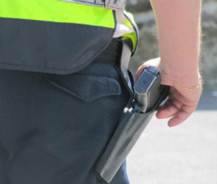 В Воронеже пьяный водитель, скрываясь от полиции, сбил инспектора ДПС
