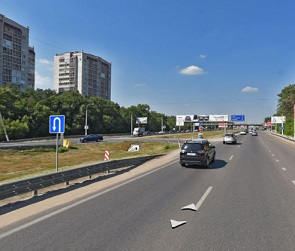Воронежцев лишили разворотов на Московском проспекте