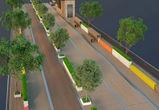 Дизайнеры предложили превратить второй ярус Северного моста в зону отдыха