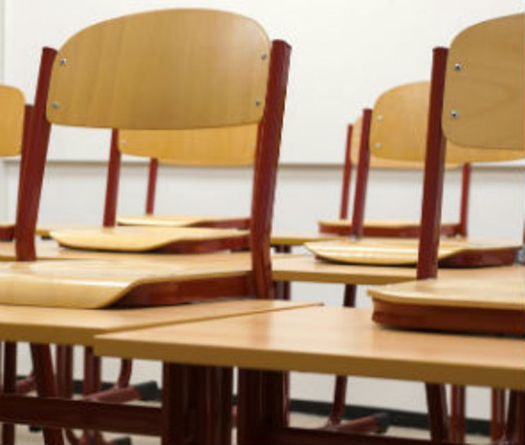 Класс воронежской школы закрыли на карантин