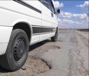 В рейтинге качества дорог Воронеж поднялся на 12 строчек