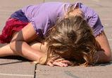 Под Воронежем многодетная беременная 22-летняя мать избила ногами 5-летнюю дочку