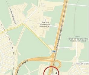 Воронежцы просят вернуть развороты на Московском проспекте
