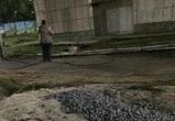 У общежития ВГАСУ обнаружили труп мужчины
