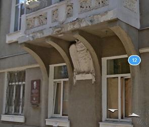 Уникальный «Дом с совой» в Воронеже находится под угрозой разрушения