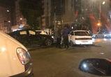 В Воронеже 22-летняя автомобилистка на BMW протаранила ВАЗ: два человека ранены