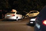 В Шилово в ДТП с машиной такси пострадали три человека, в том числе ребенок