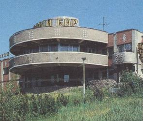 В Воронеже снесли легендарный ресторан «Сосновый бор»