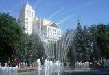 Воронежские фонтаны в 2017 году «собрали» меньше денег, чем в прошлом