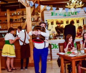 Страсти по бургомистру: как прошел воронежский Oktoberfest-2017