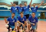 Стартовал корпоративный волейбольный чемпионат «Лиги Безгалстуков»