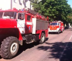 В Воронеже из-за сообщения о заминировании эвакуировали школу
