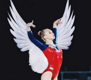 Воронежскую гимнастку назвали одной из самых красивых спортсменок  в мире
