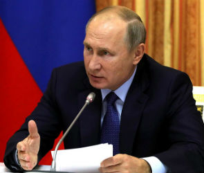 Владимир Путин назвал Воронежскую область явным лидером в сельском хозяйстве