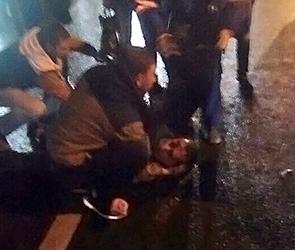 Полиция Воронежа выясняет имя парня, сбитого иномаркой у перехода на Остужева