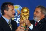 Воронежцам покажут кубок Чемпионата мира по футболу FIFA
