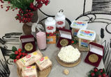 Сливочное масло, творог и йогурт «Вкуснотеево» стали лучшими в России