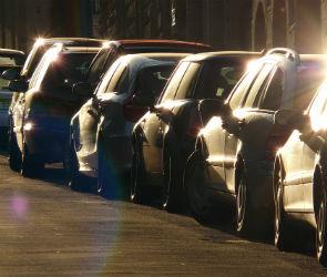 В Воронеже запретят парковку на Театральной улице