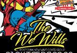 Афиша на выходные 20/21 октября: концерт THE WeeWills и «Фестиваль Дискотек»