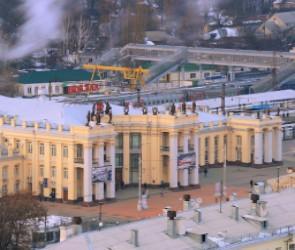 Определен подрядчик, который благоустроит сквер возле вокзала «Воронеж-1»
