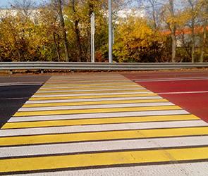 Пешеходный переход на воронежской трассе перекрыт по ошибке подрядчиков