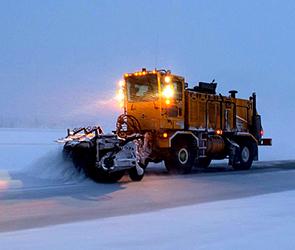 Уборкой снега на воронежских трассах зимой будут заниматься 98 спецмашин