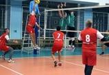 В корпоративном чемпионате Воронежа по волейболу лидирует сборная Прокуратуры